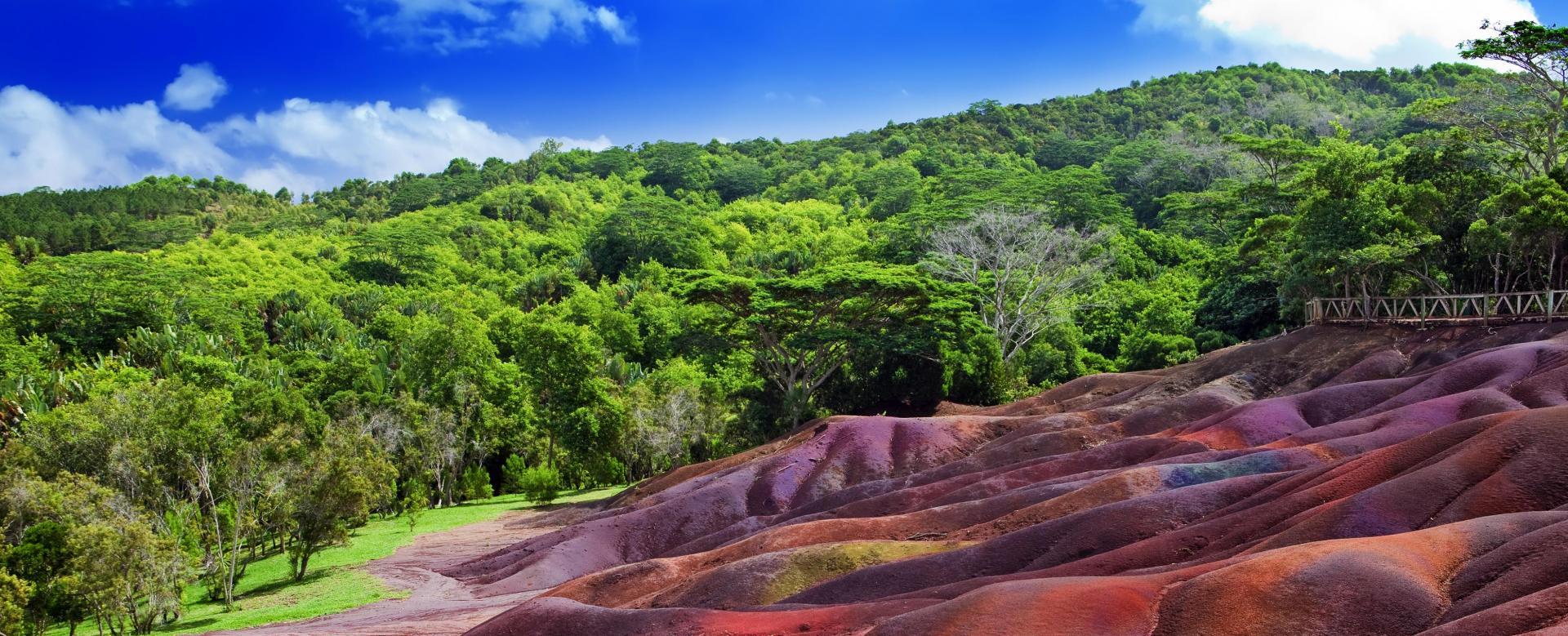 Voyage en véhicule : Maurice, trésor des îles vanille