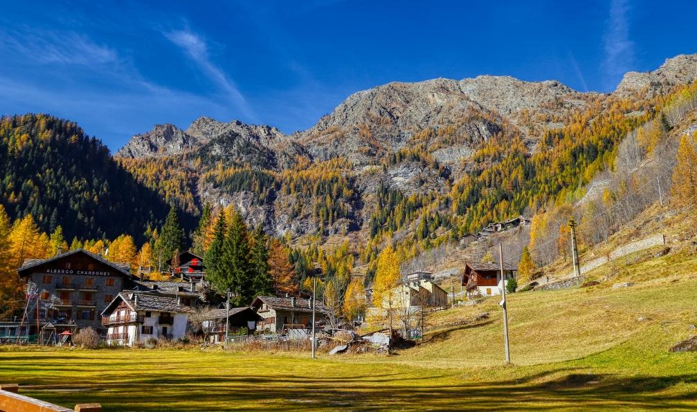 Image Val d'aoste : lacs du parc du mont-avic
