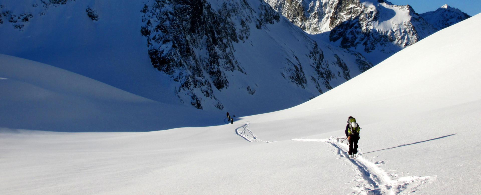 Voyage à pied : Mont Blanc : La haute route chamonix-zermatt