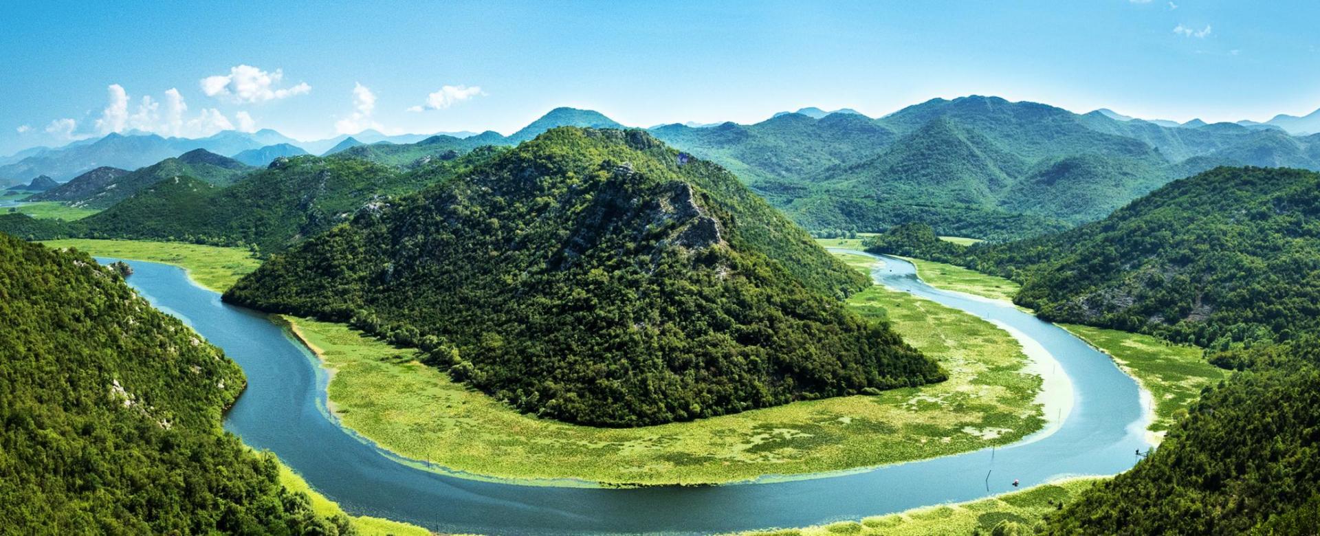 Voyage à pied : Le grand tour du monténégro