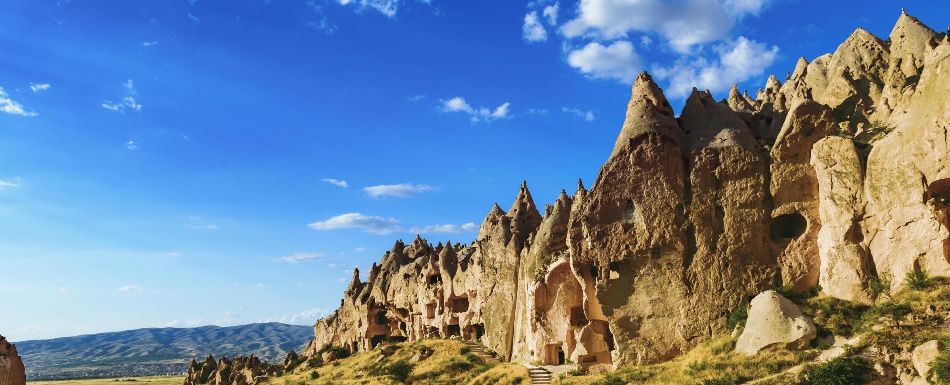 Voyage à pied : Tour de la cappadoce