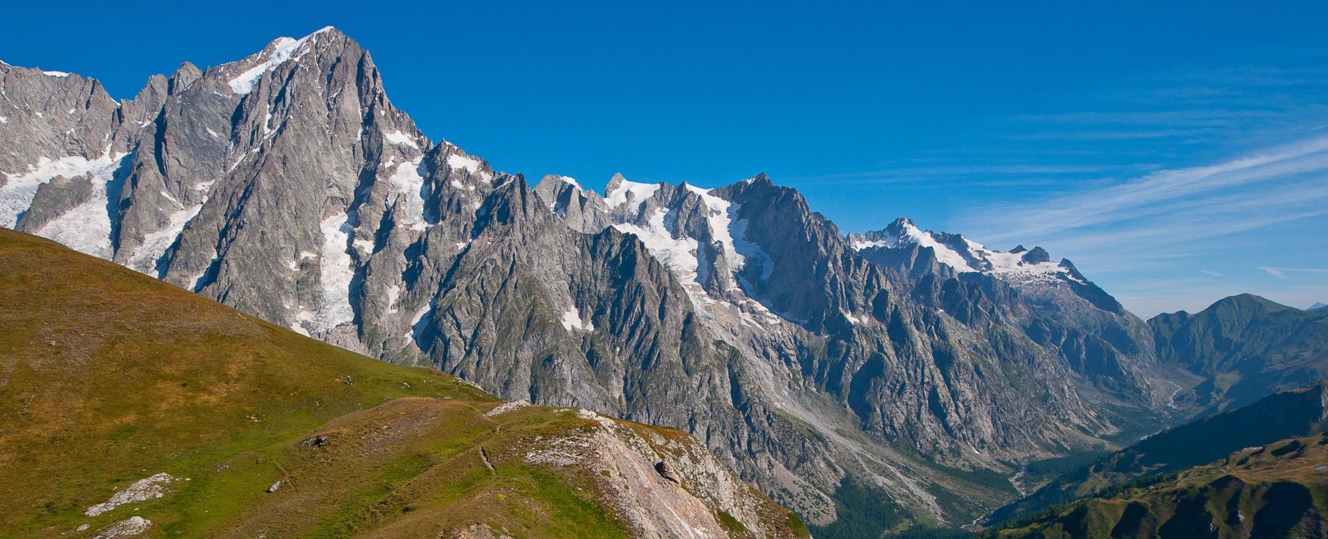 Trail : Mont Blanc : Trail en val d'aoste, mythique tor des géants
