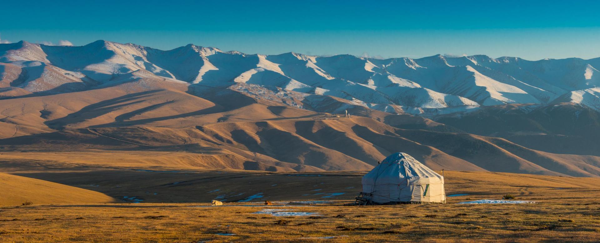 Voyage à pied Mongolie : Grand trek du khangai et désert de gobi