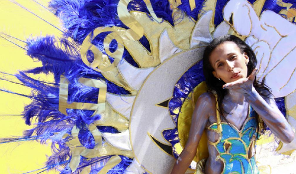 Image Carnaval métis de mindelo