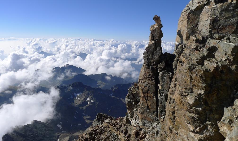 Image Queyras, les sommets du vertige