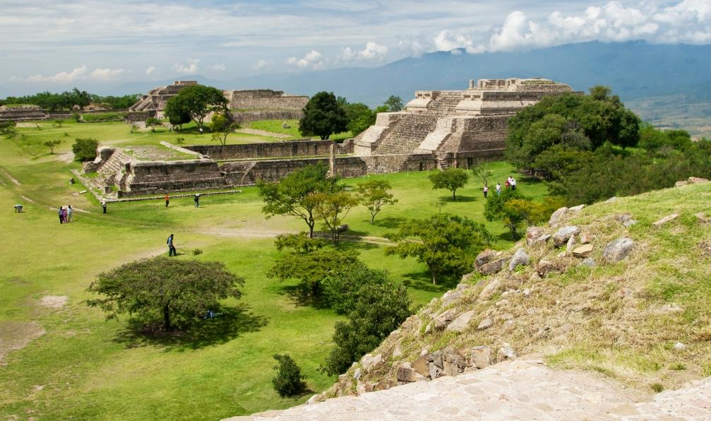 Image Randonnées entre volcans et sites mayas