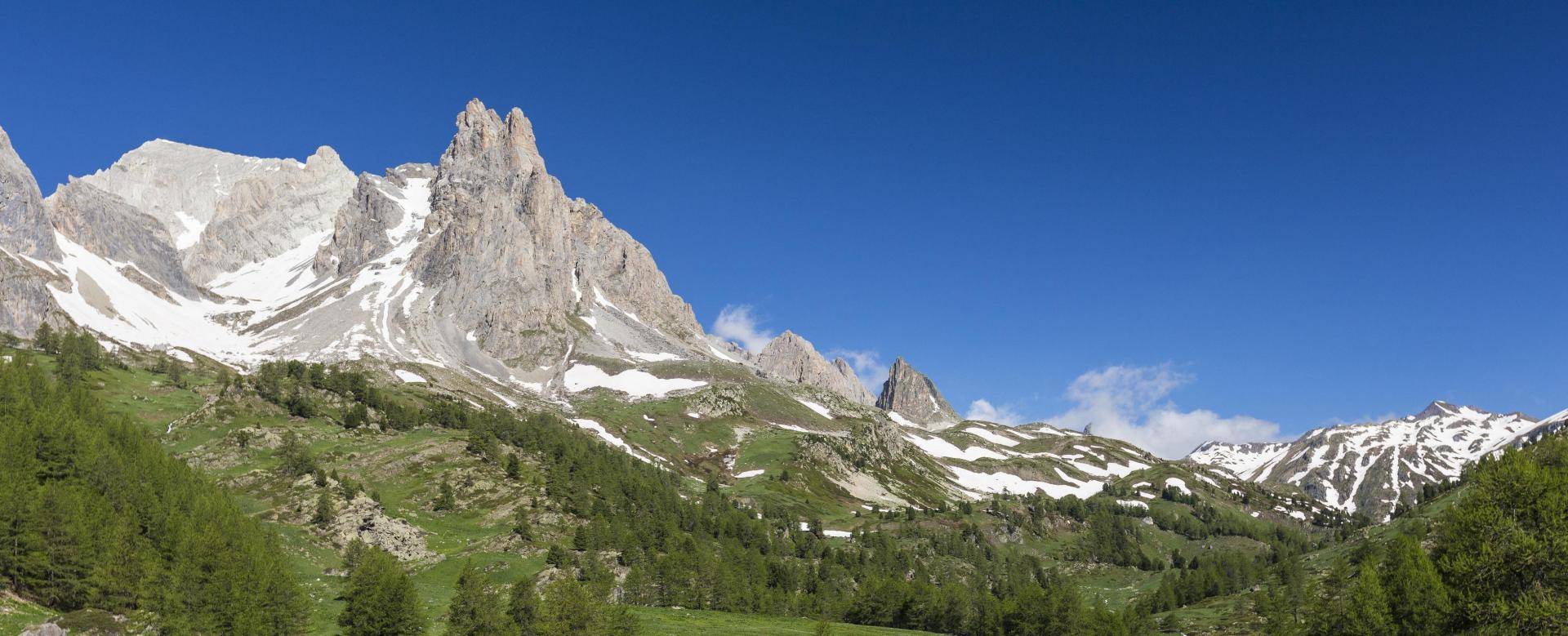 Voyage à pied : Vallée de la clarée