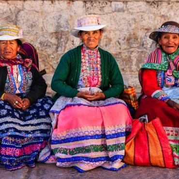 Au pays de l'Inca