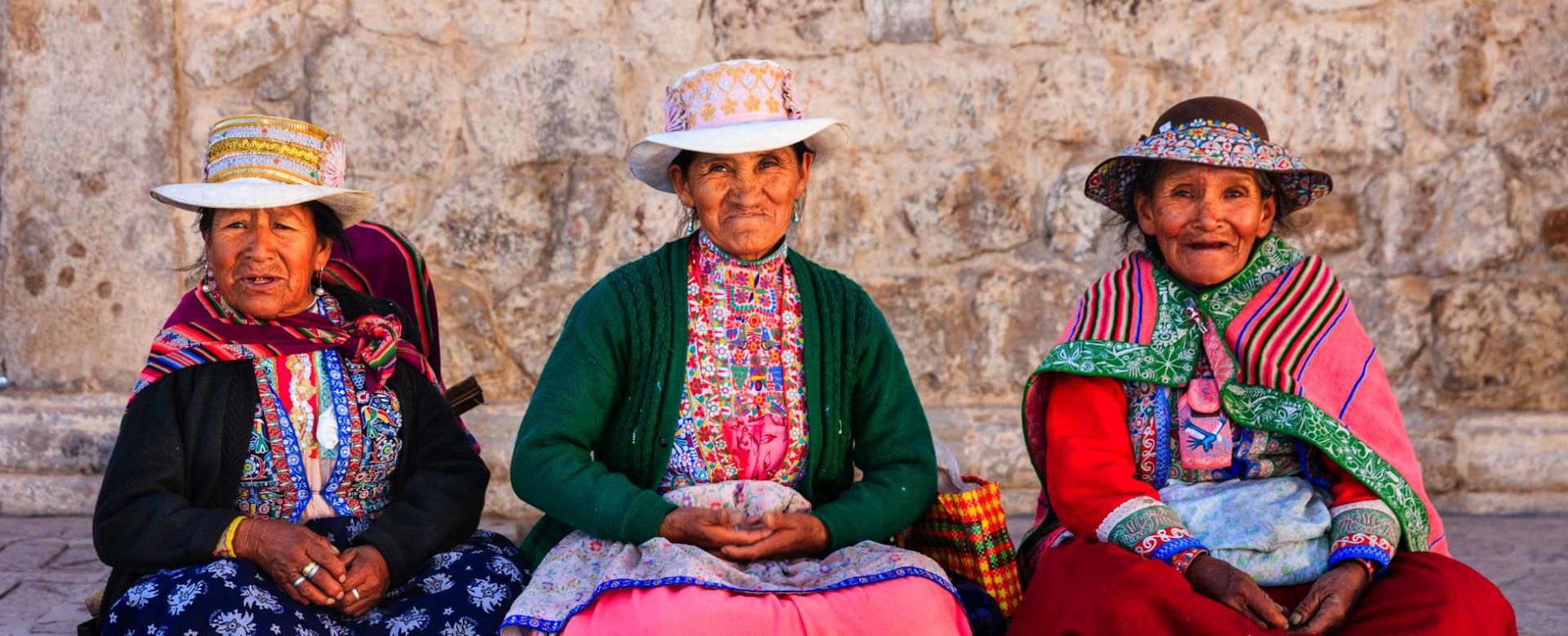 Voyage à pied : Au pays de l\'inca