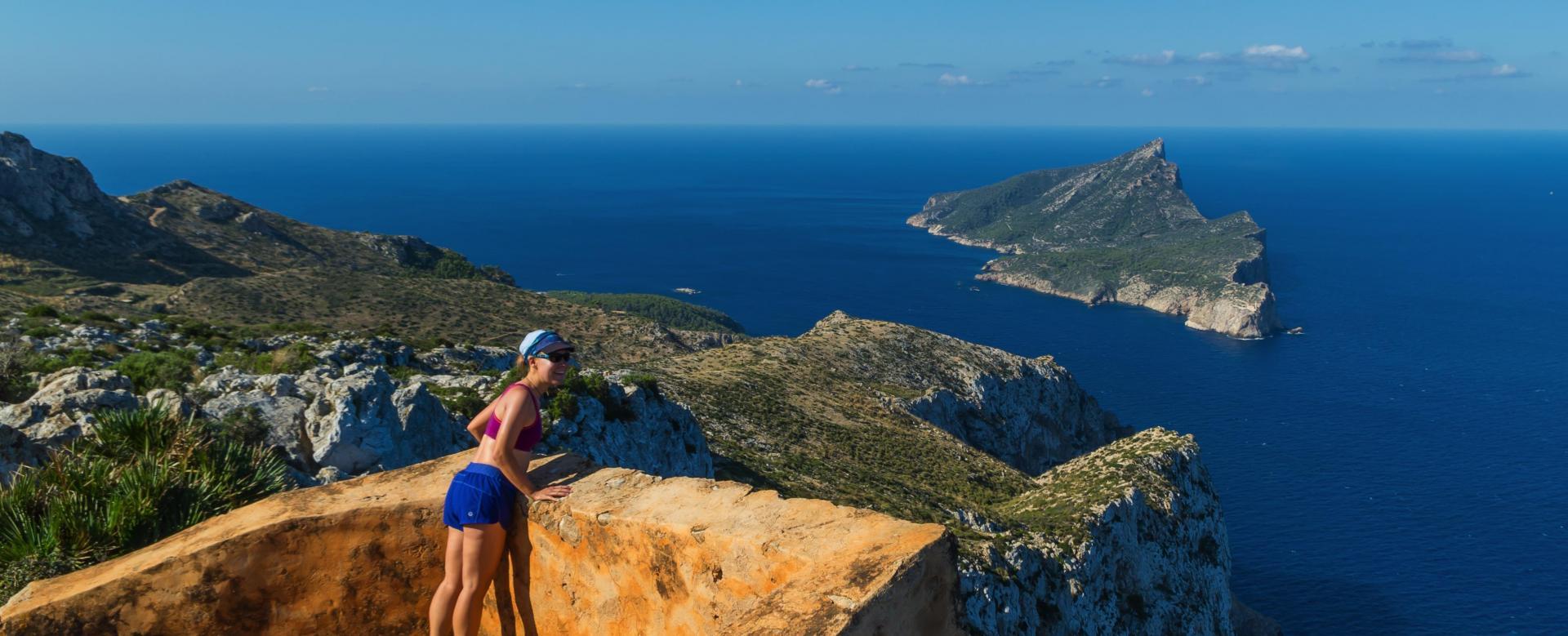 Voyage à pied Espagne : Majorque et minorque
