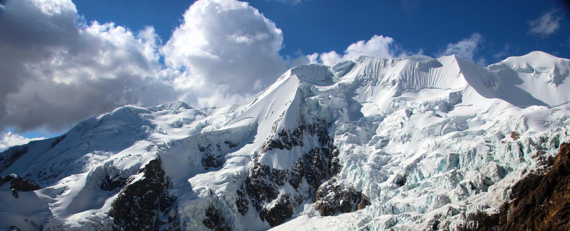 Voyage à pied : Cordillère royale et illimani (6439 m)