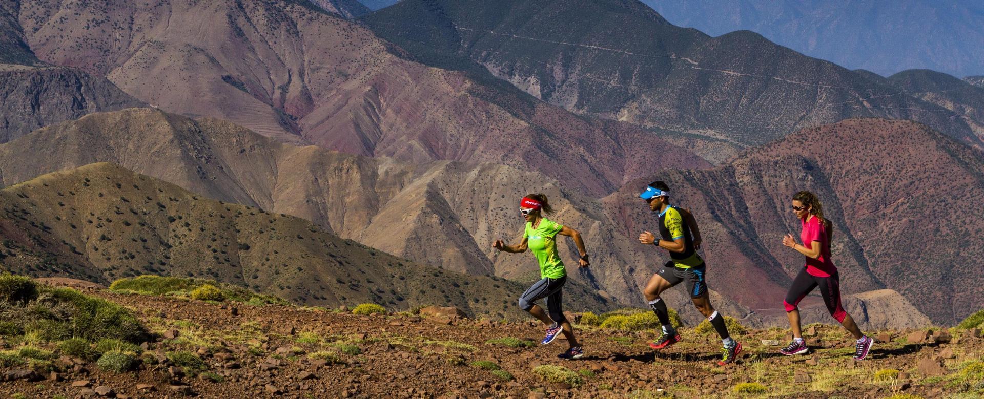 Trail : Trail du toubkal
