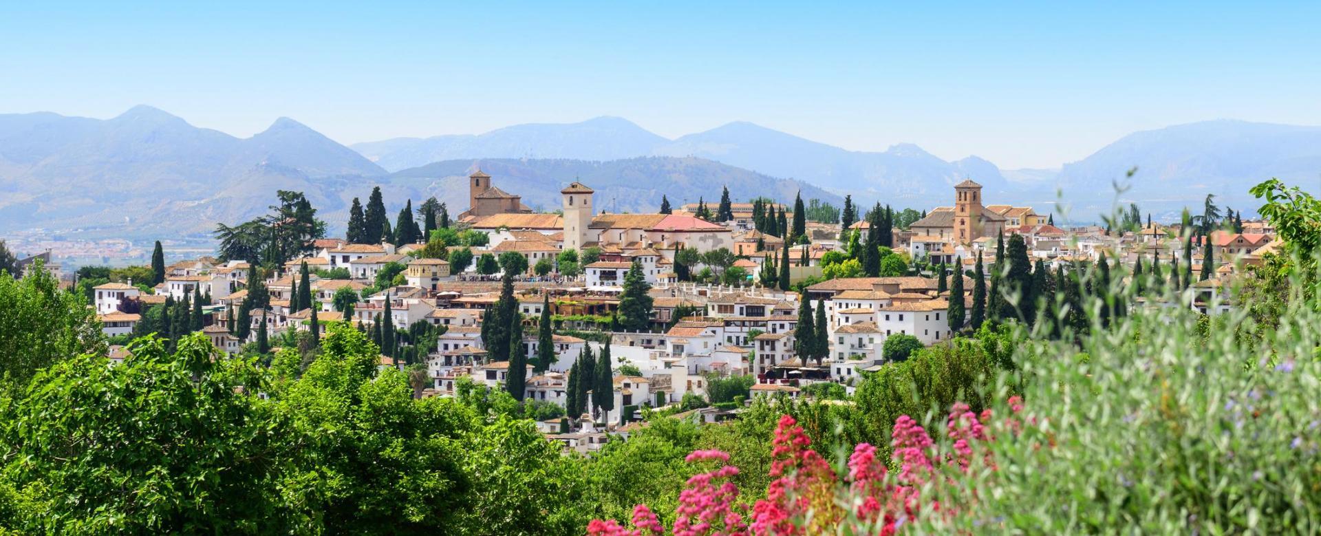 Voyage à pied Espagne : Villages blancs d'andalousie