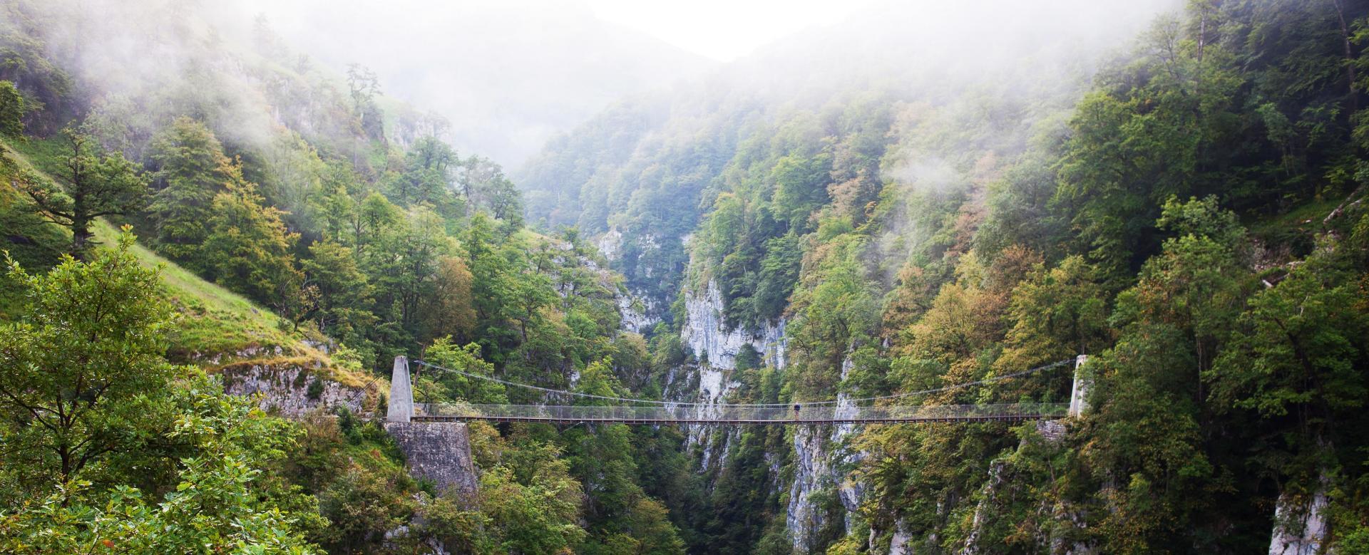 Voyage à pied : Au pays basque