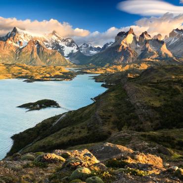 Ushuaia et les géants de Patagonie