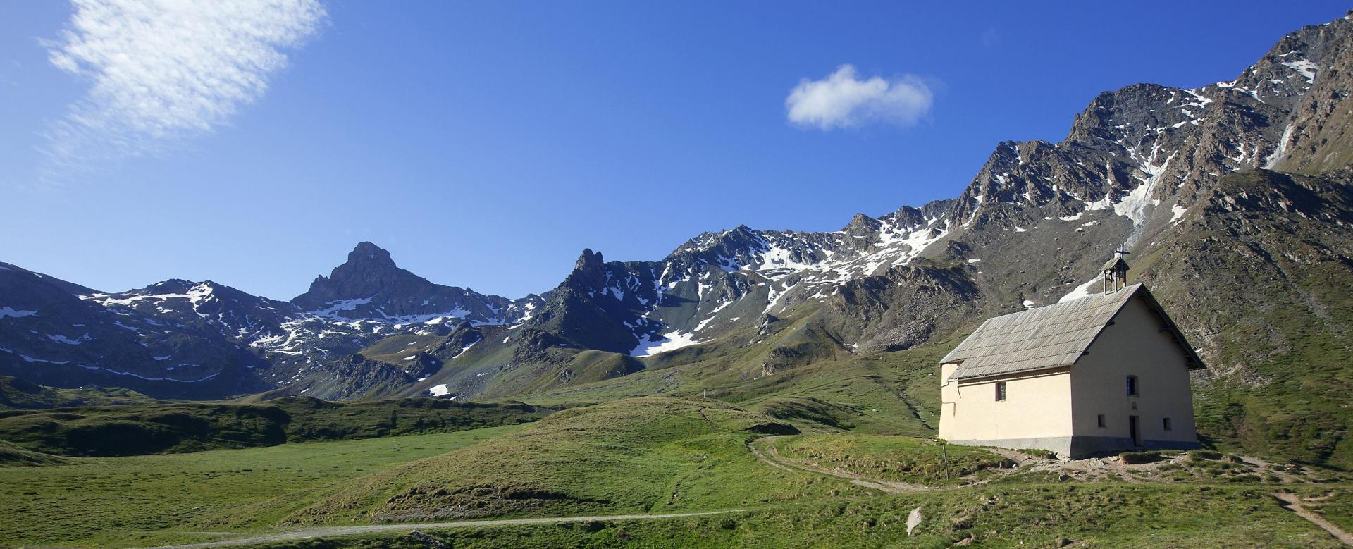 Voyage à pied : Alpes du Nord : Le tour du queyras