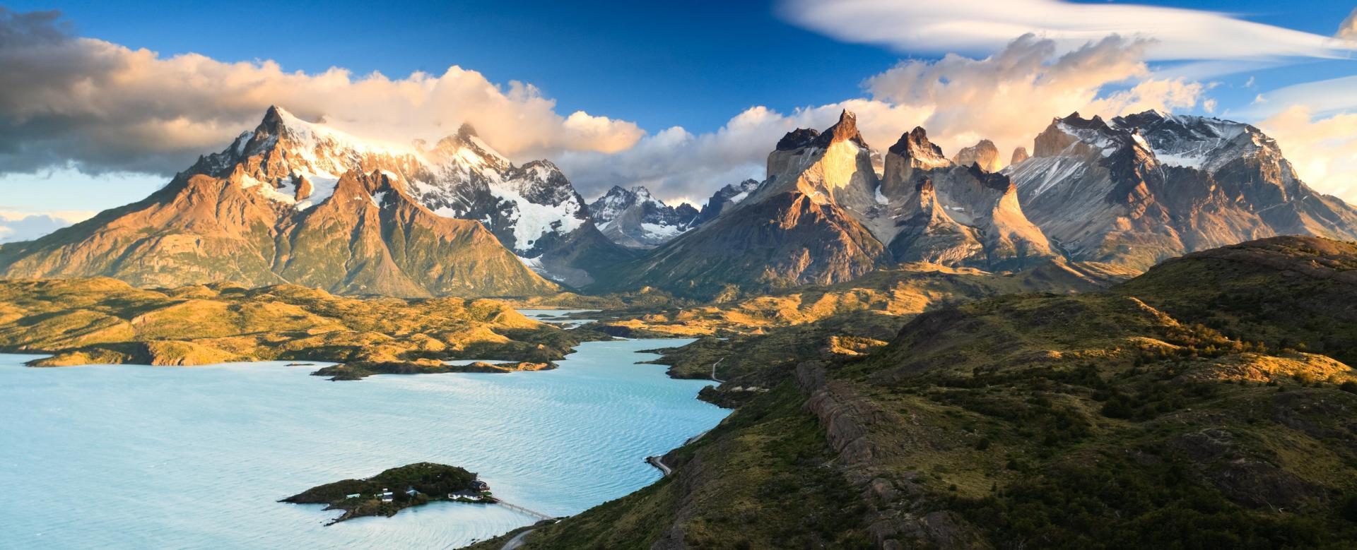 Voyage à pied : Ushuaia et les géants de patagonie