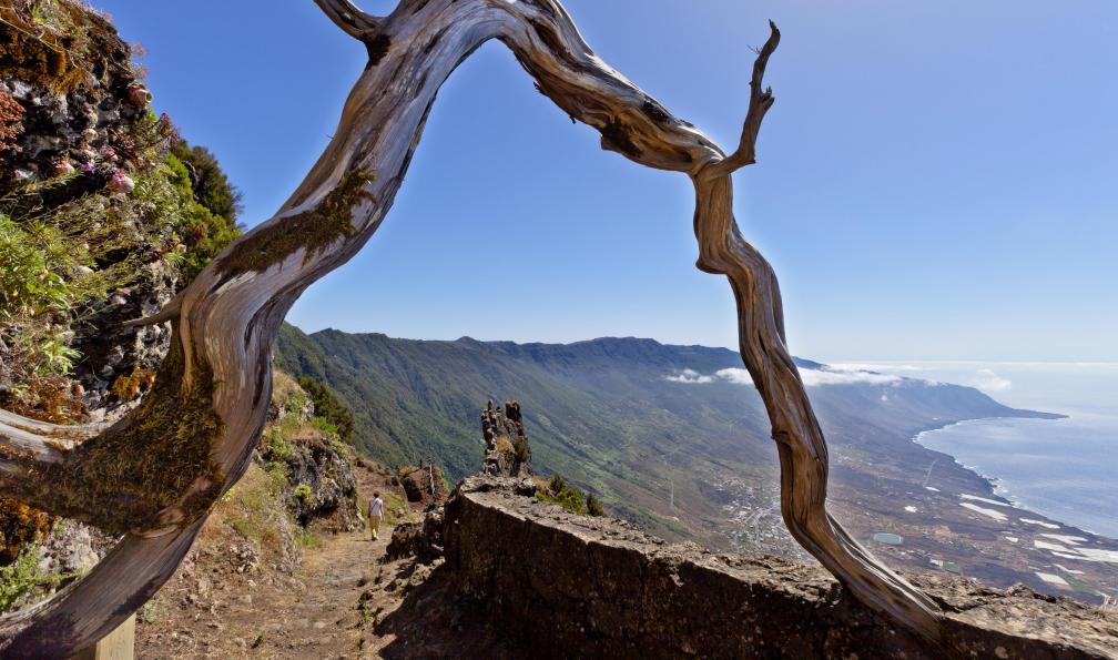 Image Tenerife et la petite hierro