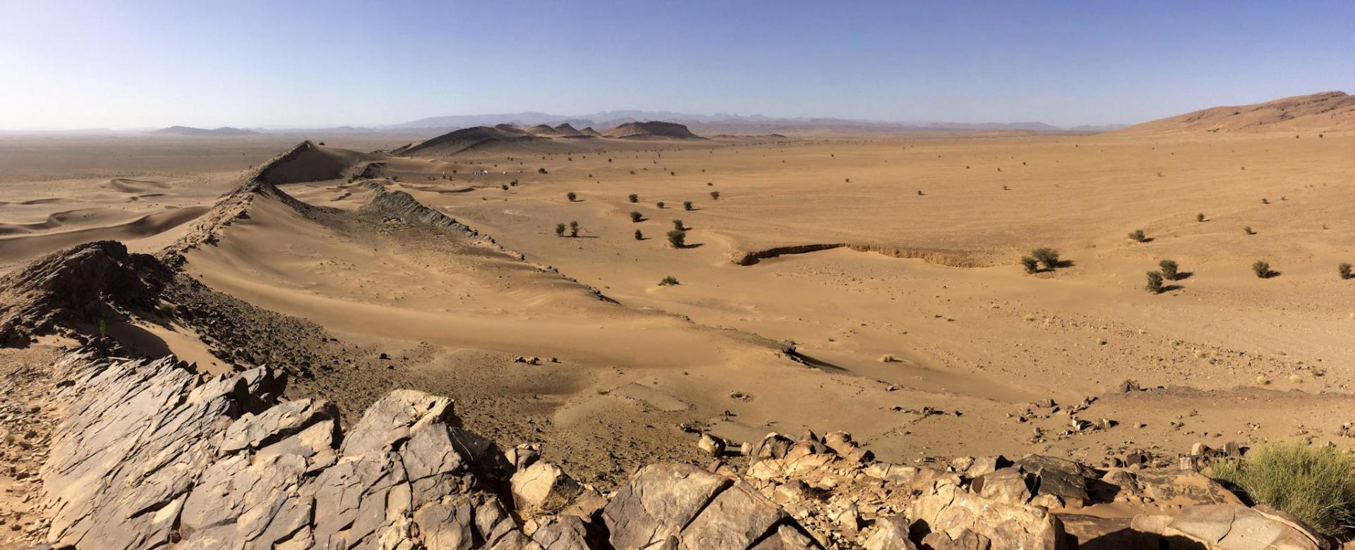 rando desert maroc - les grands espaces du sud - d u00e9couverte - maroc