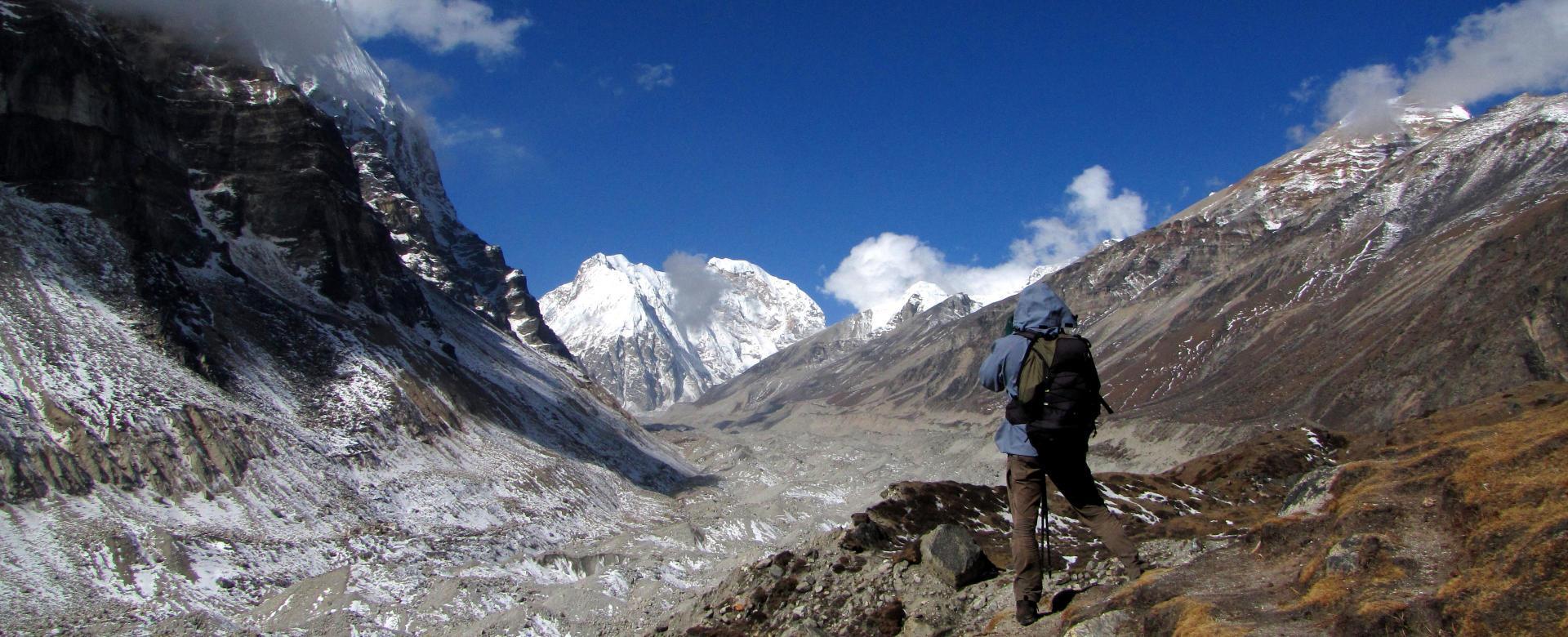Voyage à pied Nepal : Du kangchenjunga au makalu