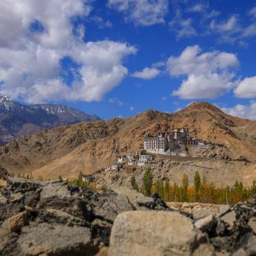 Pays ladakhi et Taj Mahal
