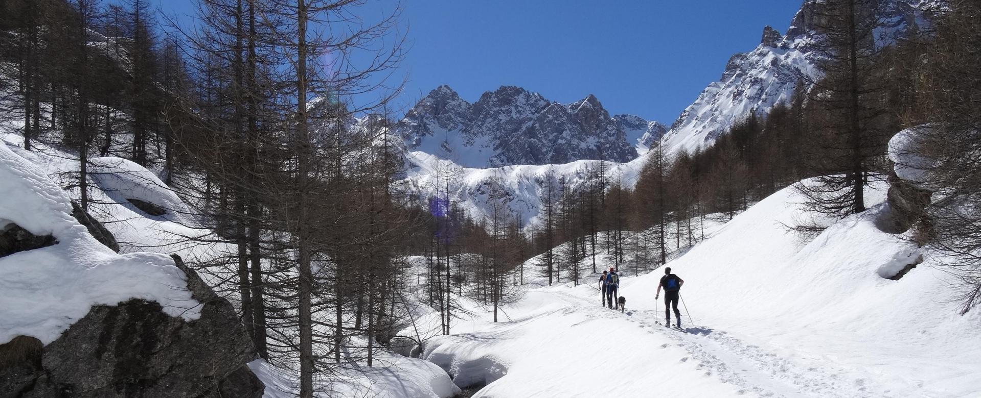 Voyage à pied : Le piémont occitan