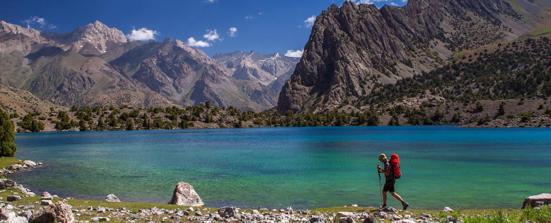 Voyage à pied : Monts et merveilles d'orient