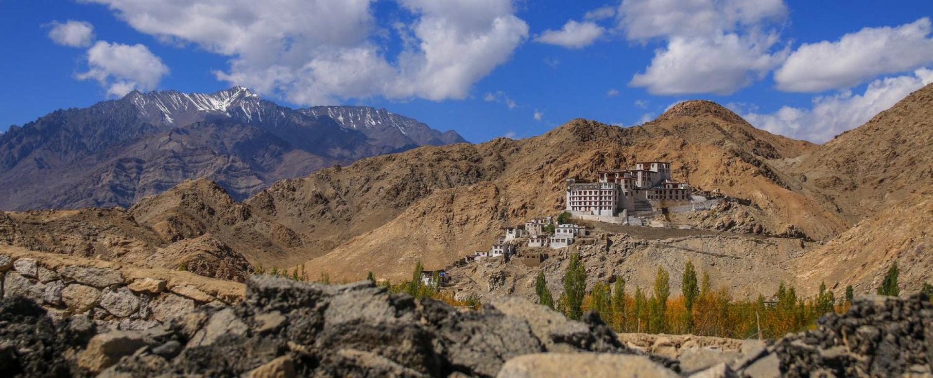 Voyage à pied Inde : Pays ladakhi et taj mahal