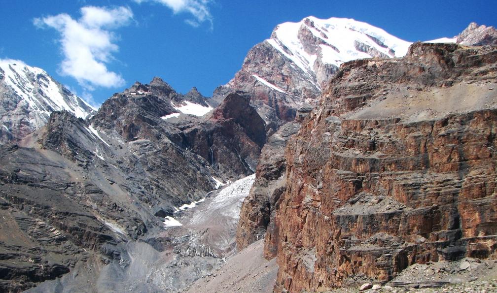 Image Monts fanskye, boukhara et samarcande