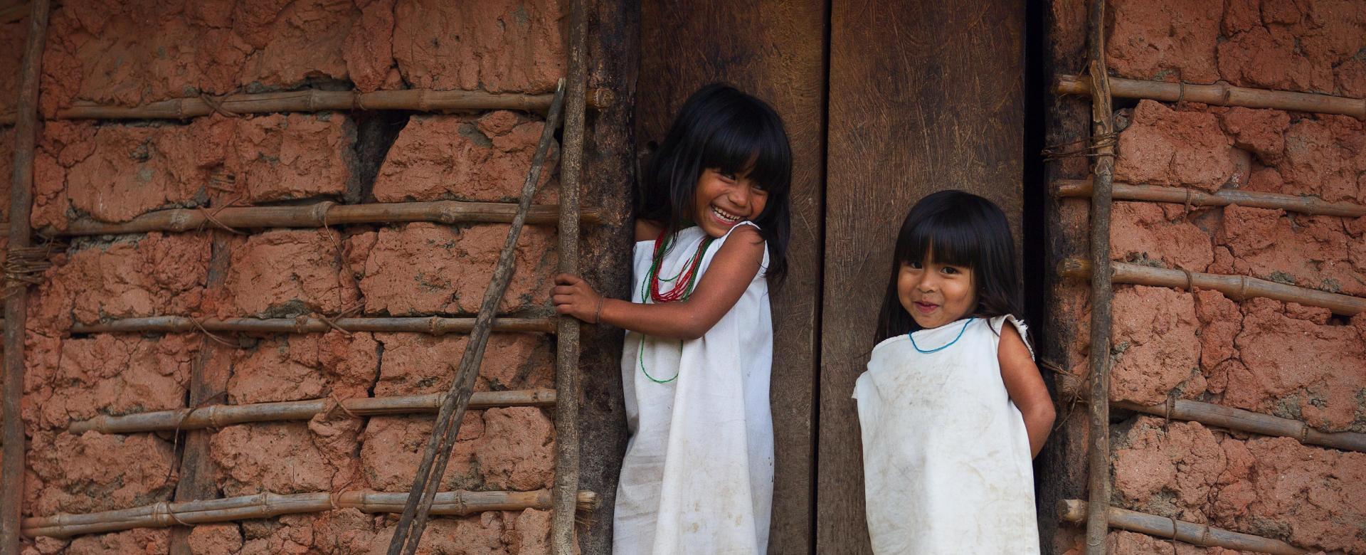 Voyage à pied : Du désert de la guajira à la cité perdue