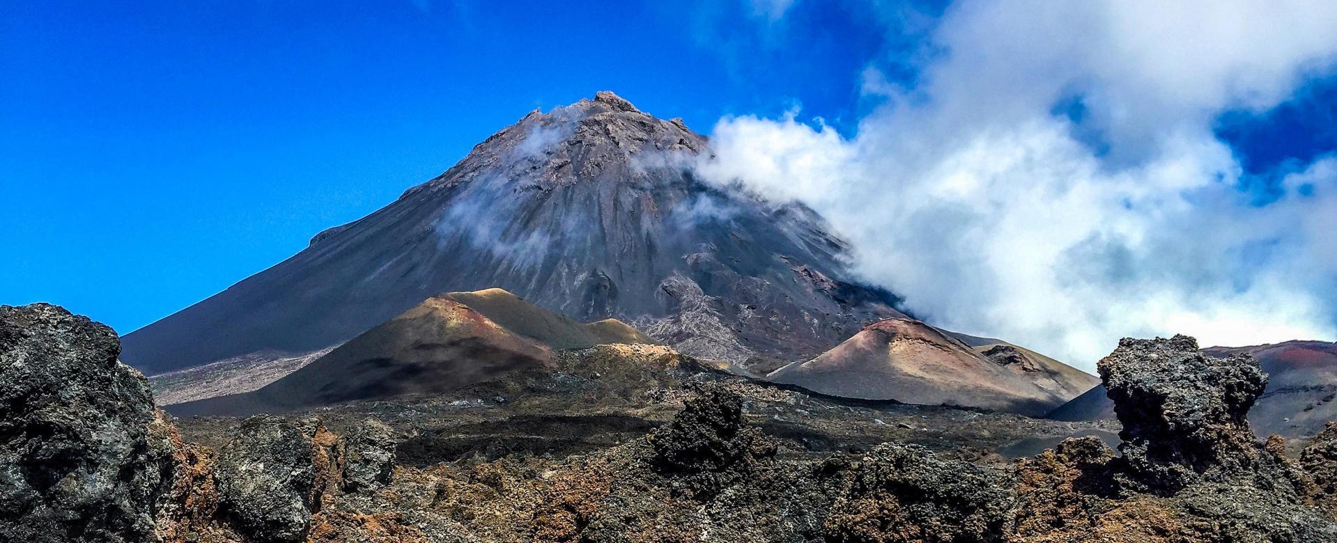 Voyage à pied : Santiago et volcan de fogo