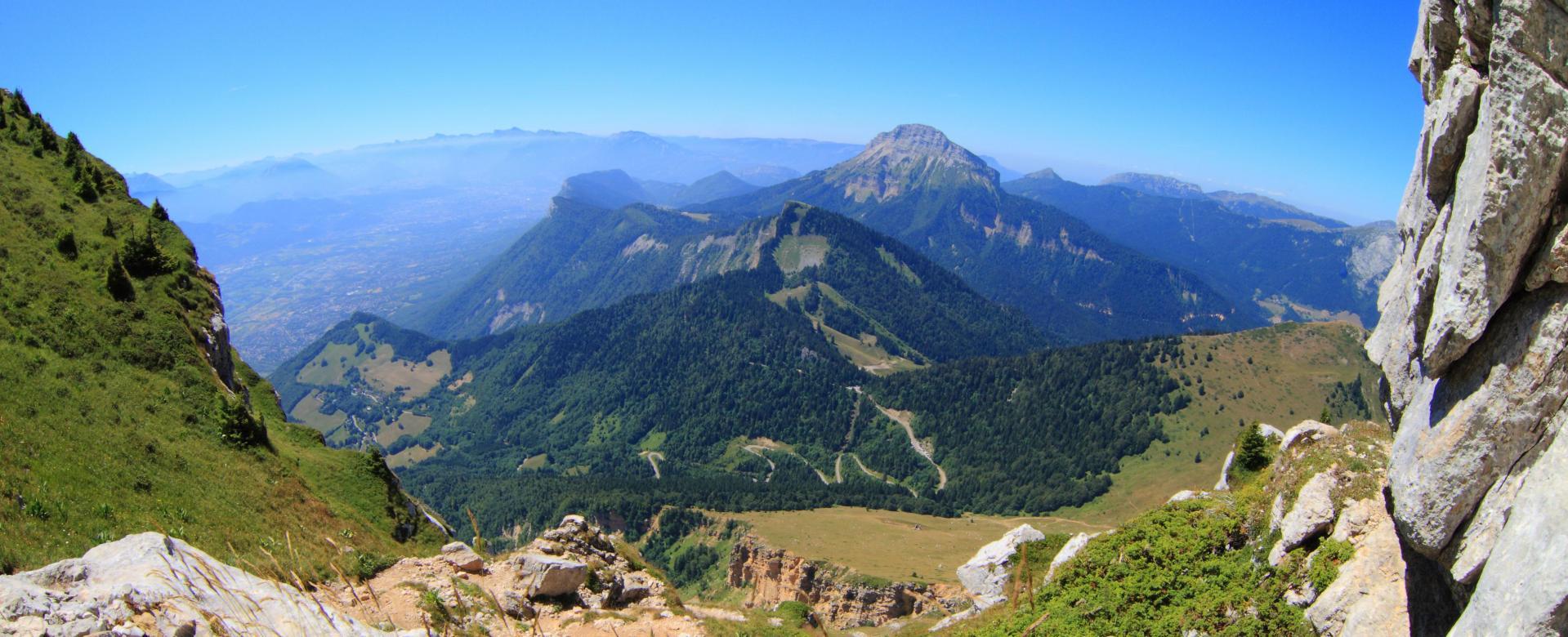 Voyage à pied : Alpes du Nord : Tour de la chartreuse