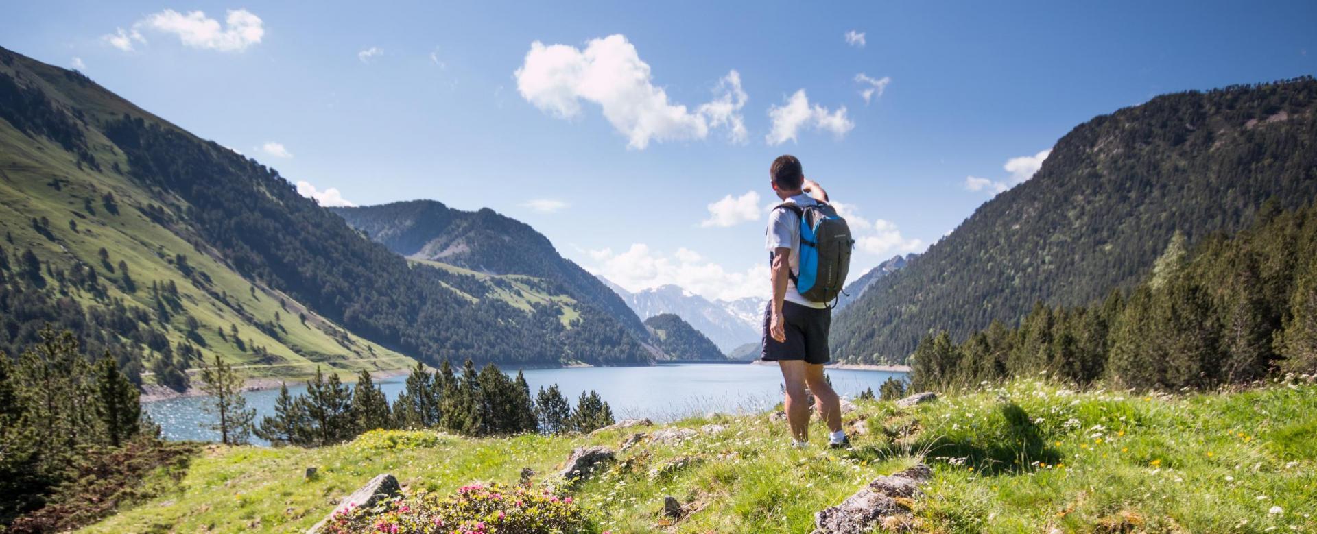 Voyage à pied : Tour du pic de midi d'ossau