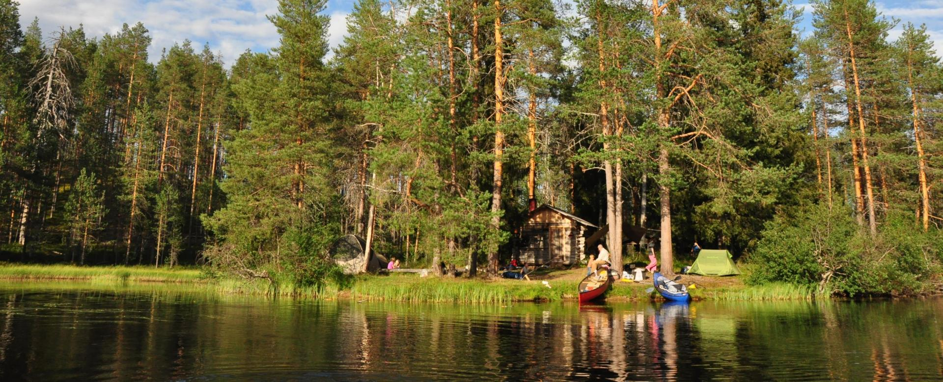 Voyage à la neige Finlande : Escapade en famille dans le grand nord