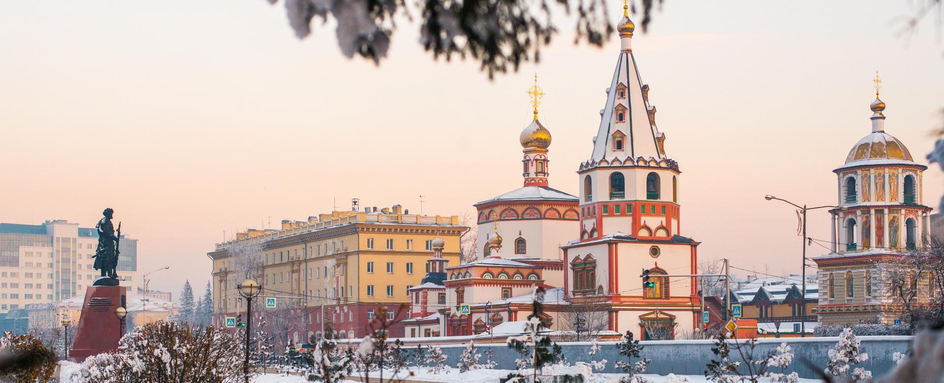 Voyage en véhicule : Transsibérien en hiver: moscou - baikal