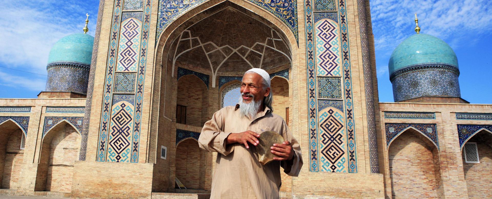 Voyage à pied : Merveilles d'ouzbékistan