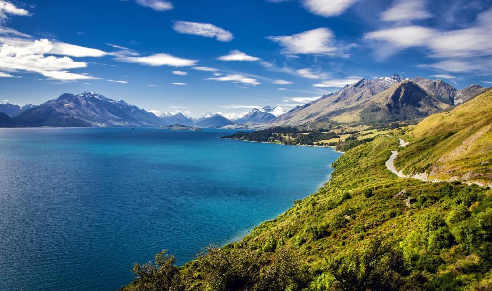 Nouvelle Zélande Photo: Voyage Aventure Nouvelle Zélande : Treks Et Randonnées En