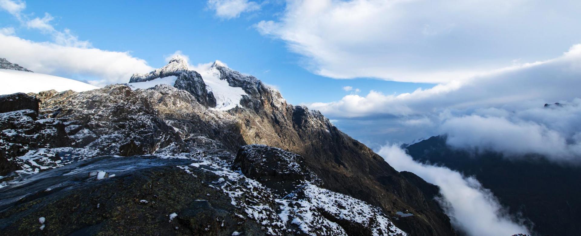 Voyage à pied : Ruwenzori, montagnes de la lune