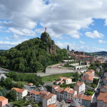 Compostelle: du Puy-en-Velay à Nasbinals
