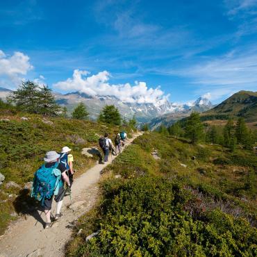 Alpes italiennes et Cervin