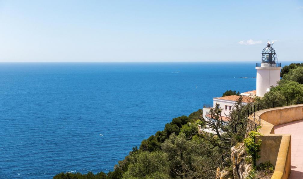 Image Gr92 : la côte catalane
