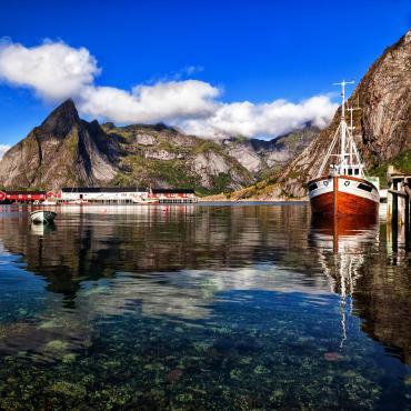 Des grands fjords aux îles Lofoten