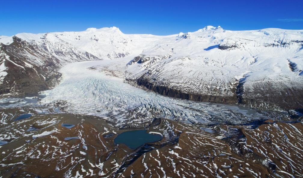 Image Le tour de l'islande en hiver