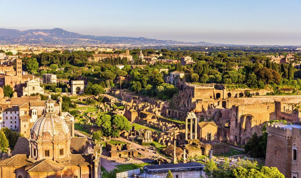Image Rome, des hommes et des dieux