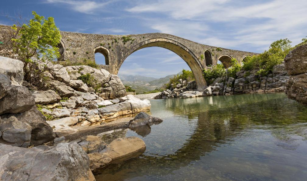 Image Montagnes et riviera albanaise