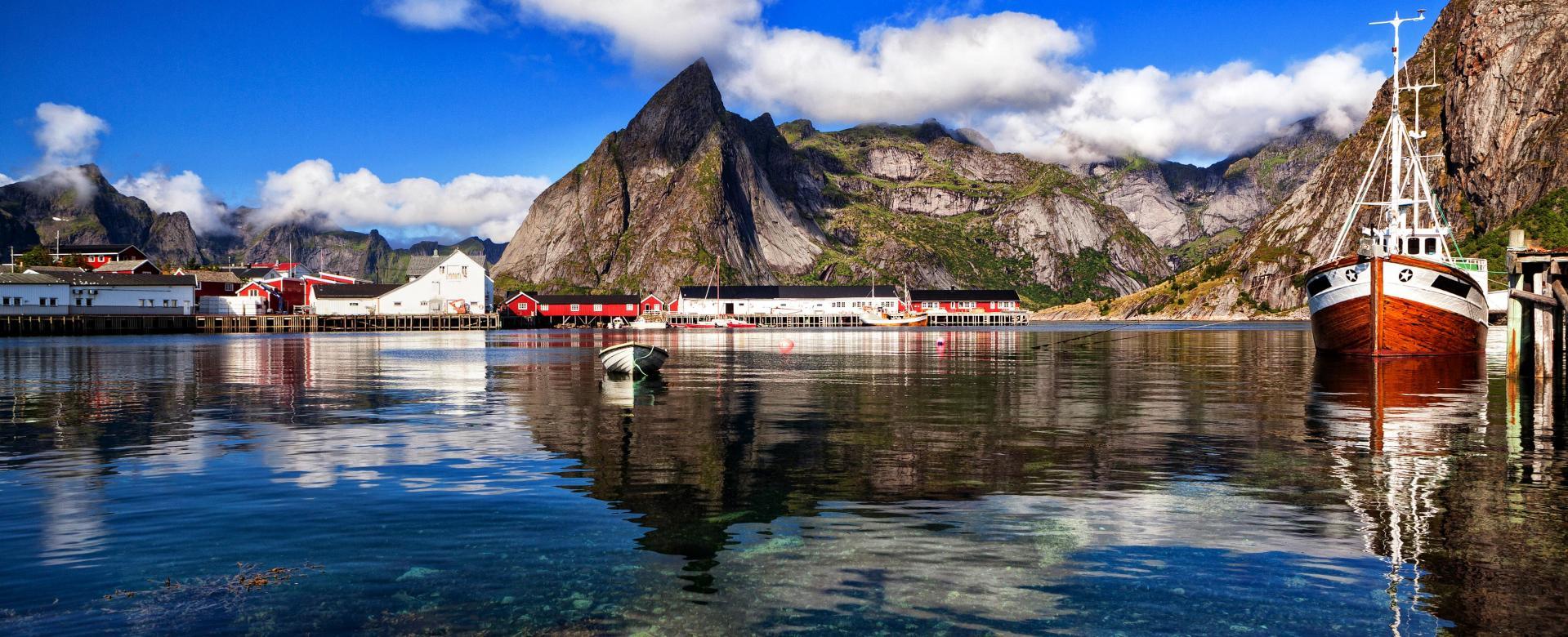 Image Des grands fjords aux îles lofoten