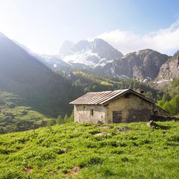 Alpes italiennes du Val Maira