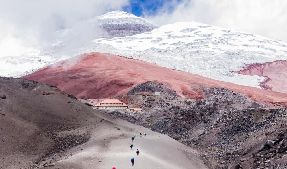 Image Randonnées en equateur et galápagos