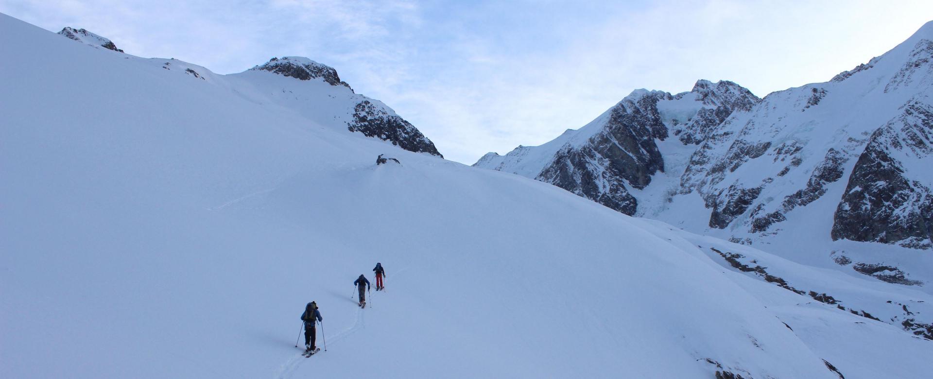 Voyage à la neige : Les dômes de miage