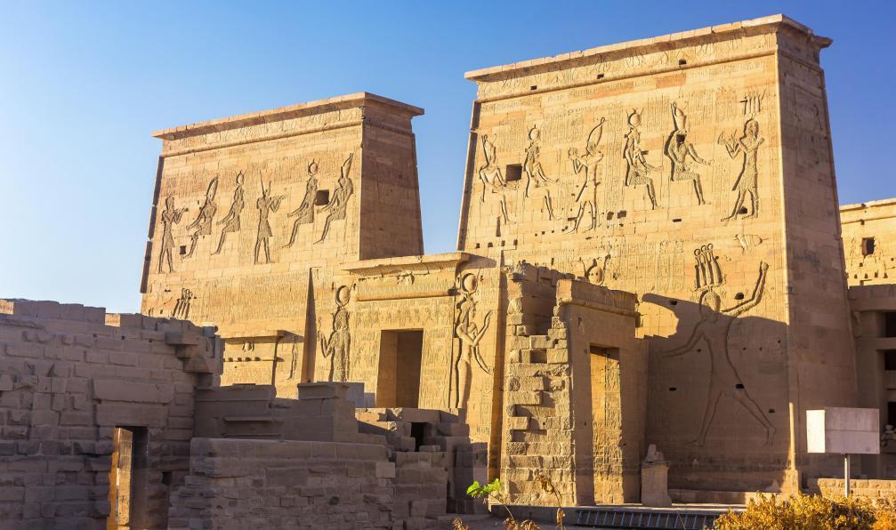 Image Sur le chemin des pharaons